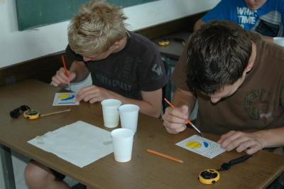 Teilnehmer am Potentialcheck